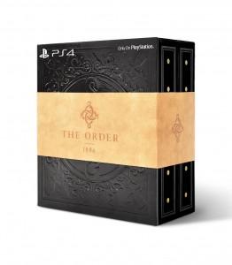The Order 1886 Edición Coleccionista Europea