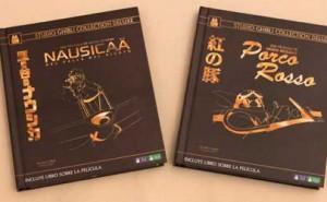 Digibooks de Nausicaä del Valle del Viento y Porco Rosso