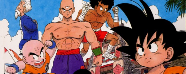 Dragon Ball Box 5 - 22 Torneo de Artes Marciales