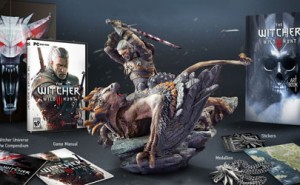 The Witcher 3 Wild Hunt Edición Coleccionista