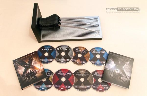 X-Men Adamantium Collection