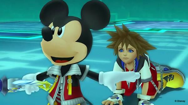 Kingdom Hearts 2.5 HD Remix