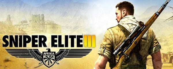 Sniper Elite 3: Afrika, el nuevo título de Rebellion