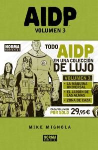 Volumen 3 de AIDP Edición Integral