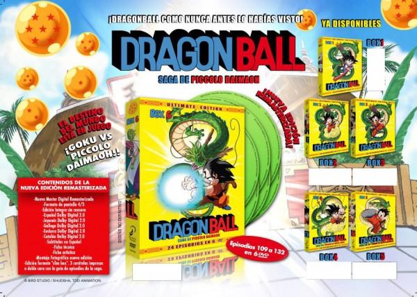 Edición Ultimate - Dragon Ball Box 6