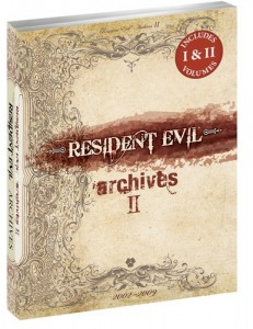 Resident Evil Archives (libro)
