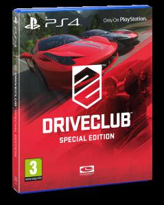 DriveClub Edición Limitada