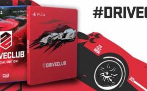 DriveClub Edición Limitada y Metálica