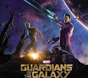 Artbook de Guardianes de la Galaxia