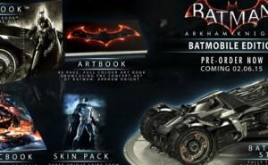 Batman Arkham Knight Ediciones Coleccionista