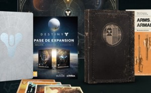 Edición Limitada de Destiny