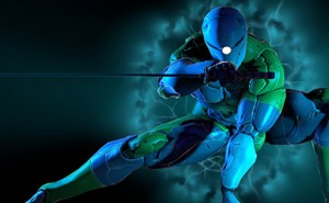 Gray Fox, el cyborg ninja de Metal Gear Solid