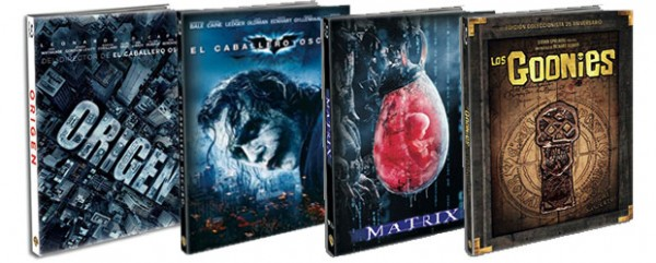 Nuevos Digibooks en blu-ray de Warner Home Video