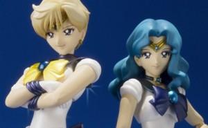 S.H. Figuarts de Sailor Urano/Neptuno