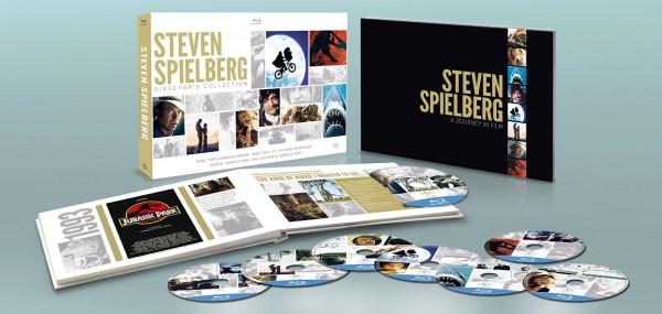 Coleccion Steven Spielberg Blu-ray