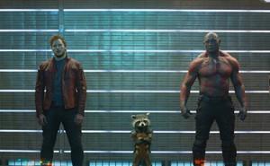 Los personajes principales de Guardianes de la Galaxia