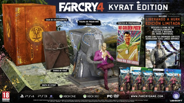 Far Cry 4 Ultimate Kyrat Edition