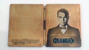 El Gran Gatsby Steelbook Blu-ray 3D
