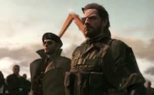Una escena del esperado Metal Gear Solid V: The Phantom Pain