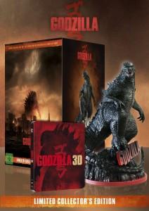 Presentación de la Edición Coleccionista Limitada de Godzilla