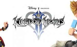 Sora y Roxas, de Kingdom Hearts 2