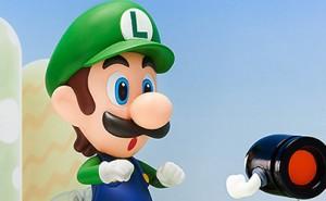 Luigi, compañero inseparable de Mario