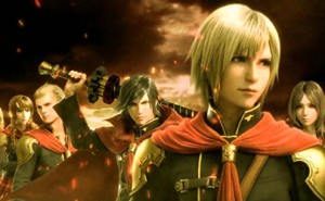 Protagonistas de Final Fantasy Type-0 HD