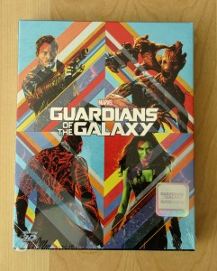 Guardianes de la Galaxia - Novamedia Fullslip Package (Blu-ray) por Roy Batty