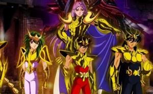 Los caballeros del zodíaco - Saga del santuario
