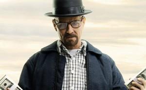 Walter White, alias Heisenberg, protagonista de Breaking Bad