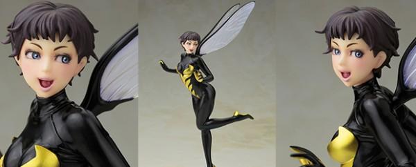 Wasp, la avispa de Marvel