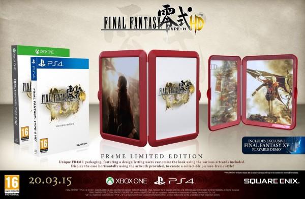 Presentación de la Fr4me Limited Edition