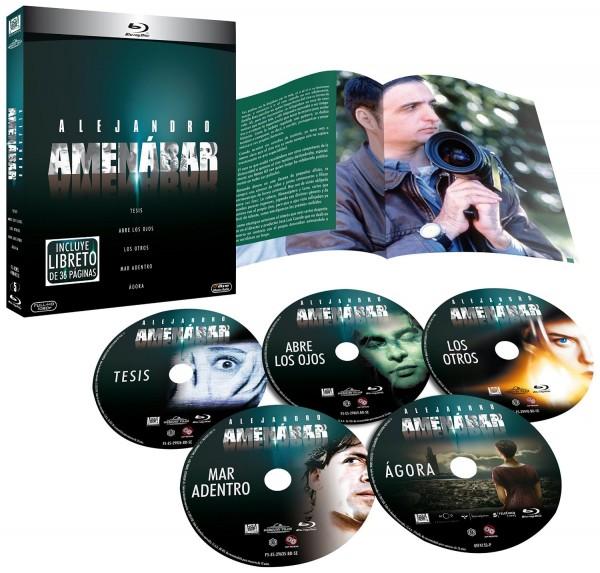 Pack Alejandro Amenábar