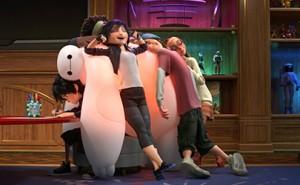 Big Hero 6, lo nuevo de Disney Pixar