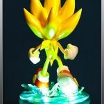 Figura Modern Super Sonic Edición Exclusiva