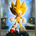 Figura Modern Super Sonic Edición Básica