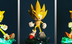 Super Sonic de First 4 Figures