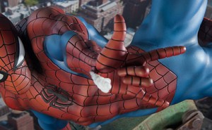 Figura The Amazing Spiderman Formato Premium de Sideshow