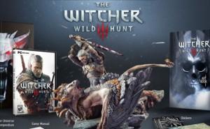 Edición coleccionista The Witcher 3