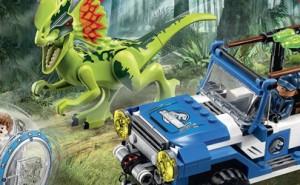 Edición especial de LEGO Jurassic World
