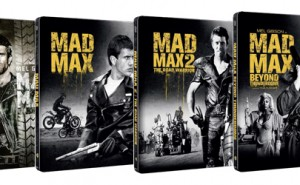 Edición metálica Mad Max