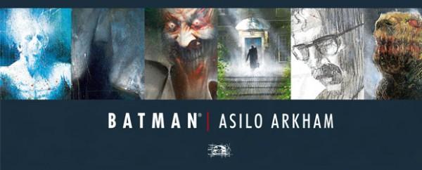Batman - Asilo Arkham (segunda edición)