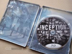 Origen (Inception) steelbook - Exclusiva Amazon.co.jp
