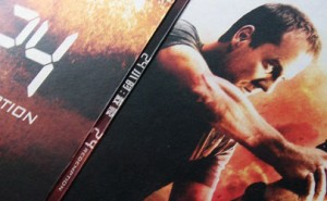 24 Redemption Digipack DVD China