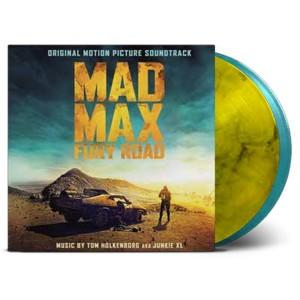 Edición Limitada Banda Sonora Mad Max Fury Road