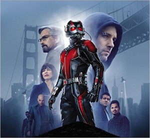 Ant-Man Artbook