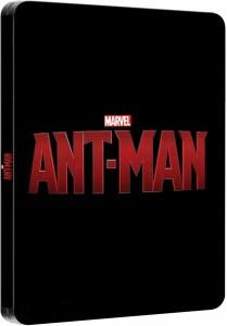 Ant-Man Steelbok Zavvi