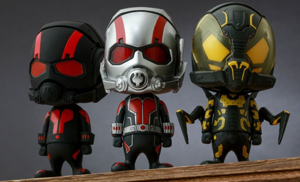 Ant Man Hot Toys Vinyl Collectible