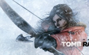 Lara Croft, protagonista de Rise of the Tomb Raider