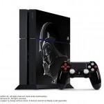 PlayStation 4 Edición Limitada Darth Vader Star Wars